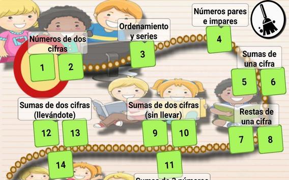 Matemáticas 6 años screenshot 1