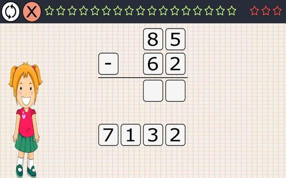 Matemáticas 6 años screenshot 6