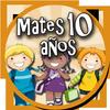 Matemáticas 10 años иконка