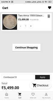 Coinbazzar screenshot 21