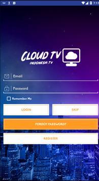 Cloud TV- Live Streaming Tv Indonesia & Olahraga poster