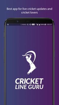 Cricket Line Guru poster
