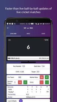 Cricket Line Guru screenshot 2