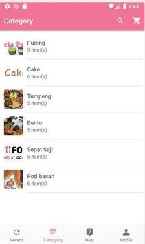Dapur Oline screenshot 2