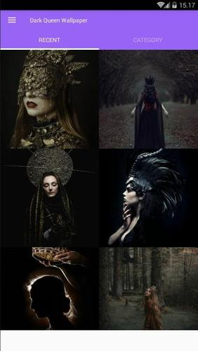 Dark Queen Wallpaper For Android Apk Download