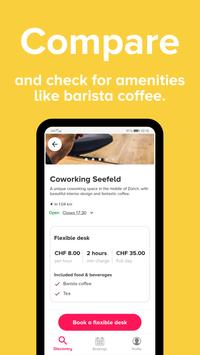 deskbird - Work flexible syot layar 3