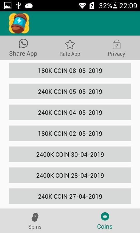 Spin And Coin Daily News For Android Apk Download