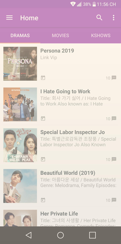 Dramacool Korean Drama For Android Apk Download