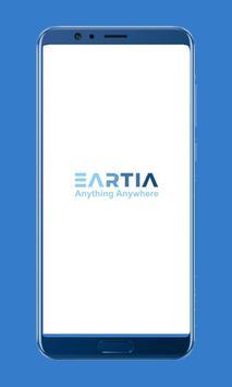 EARTIA poster