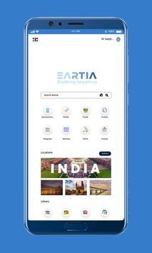 EARTIA screenshot 2