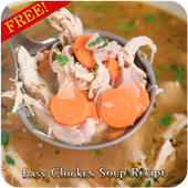 Easy Chicken Soup Recipe icon