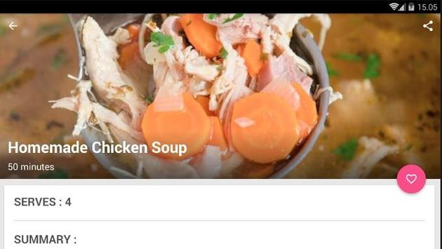 Easy Chicken Soup Recipe screenshot 4