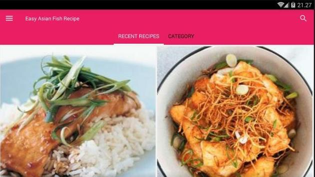 Easy Asian Fish Recipe screenshot 6
