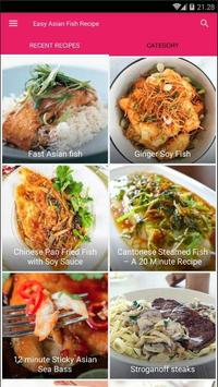 Easy Asian Fish Recipe poster