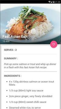 Easy Asian Fish Recipe screenshot 2