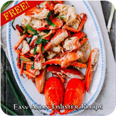 Easy Asian Lobster Recipe icon