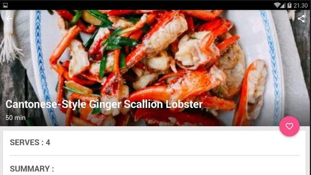 Easy Asian Lobster Recipe screenshot 4