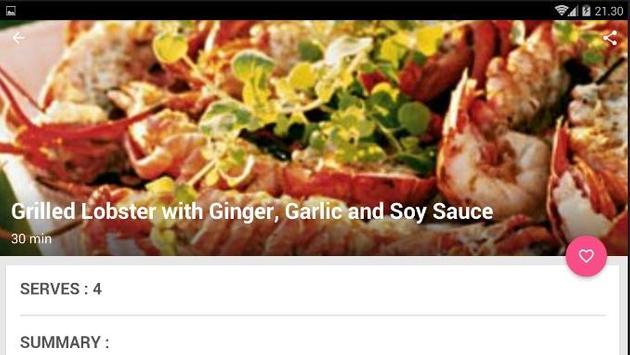 Easy Asian Lobster Recipe screenshot 5