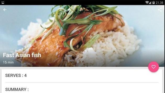 Easy Asian Seafood Recipe screenshot 5