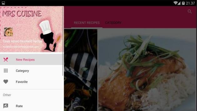 Easy Asian Seafood Recipe screenshot 7