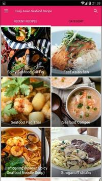 Easy Asian Seafood Recipe poster