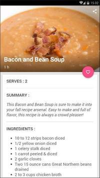 Easy Bean Soup Recipe screenshot 2