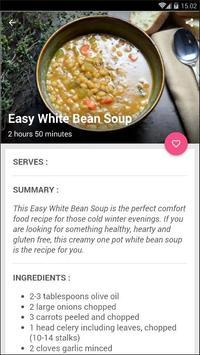 Easy Bean Soup Recipe screenshot 3