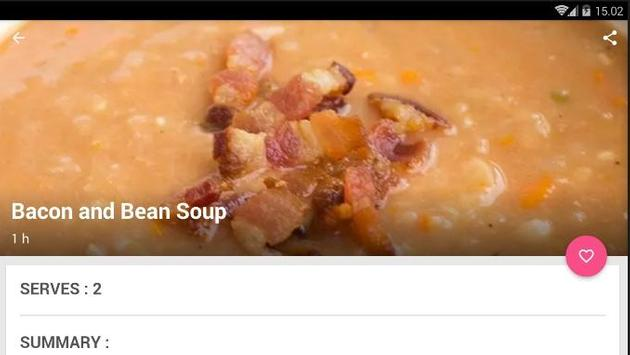 Easy Bean Soup Recipe screenshot 4