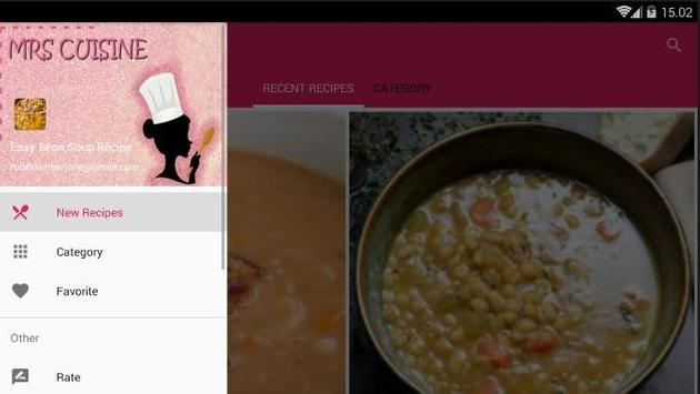 Easy Bean Soup Recipe screenshot 7