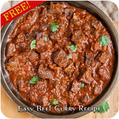 Easy Beef Curry Recipe icon