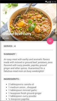 Easy Beef Curry Recipe screenshot 3