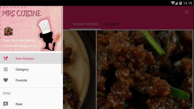 Easy Fried Beef Recipe screenshot 7
