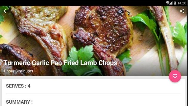 Easy Fried Lamb Recipe screenshot 4