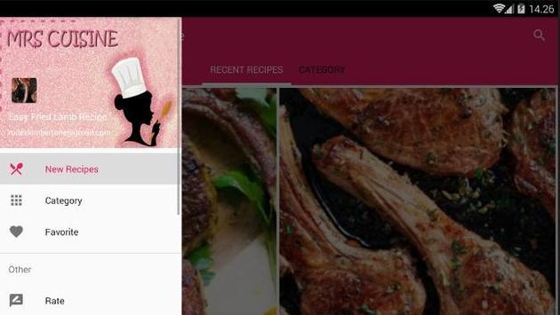 Easy Fried Lamb Recipe screenshot 7