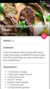 Easy Fried Lamb Recipe screenshot 2