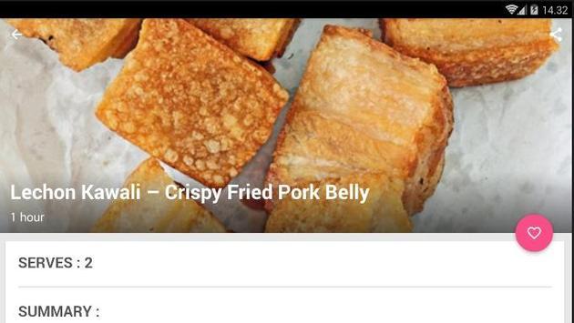 Easy Fried Pork Recipe screenshot 4