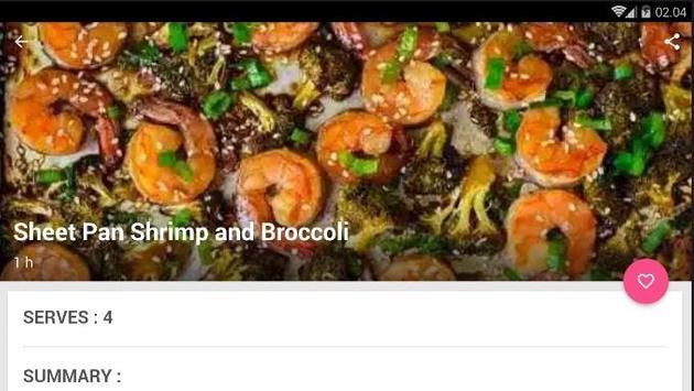 Easy One Pan Shrimp Cook Recipe screenshot 5