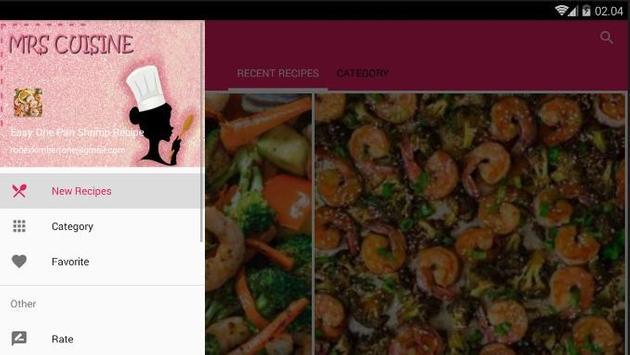 Easy One Pan Shrimp Cook Recipe screenshot 7
