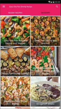 Easy One Pan Shrimp Cook Recipe poster