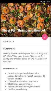Easy One Pan Shrimp Cook Recipe screenshot 3