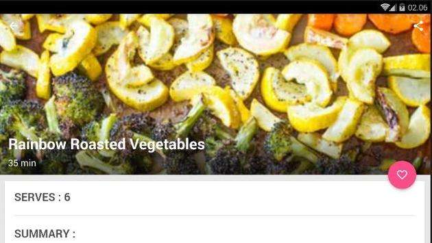 Easy One Pan Vegetable Cook Recipe screenshot 5