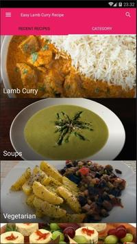 Easy Lamb Curry Cook Recipe poster