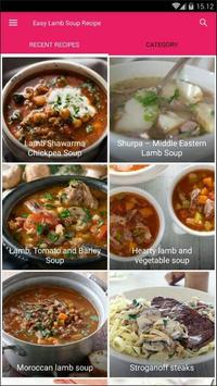 Easy Lamb Soup Cook Recipe poster
