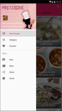 Easy Lamb Soup Cook Recipe screenshot 1