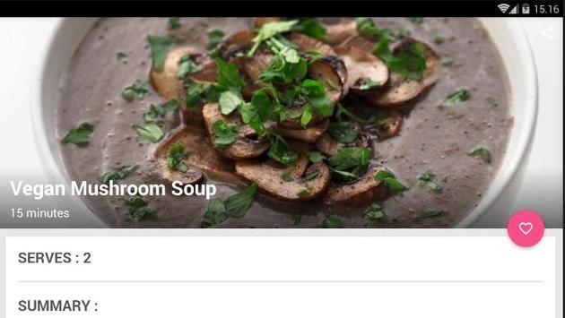 Easy Mushroom Soup Cook Recipe screenshot 5