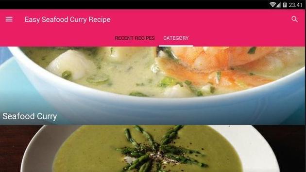 Easy Seafood Curry Cook Recipe screenshot 5
