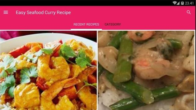 Easy Seafood Curry Cook Recipe screenshot 7