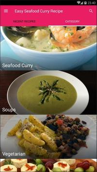 Easy Seafood Curry Cook Recipe screenshot 2