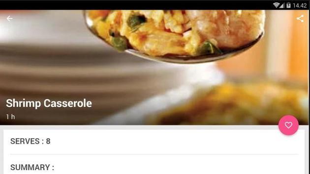 Easy Shrimp Casserole Cook Recipe screenshot 4