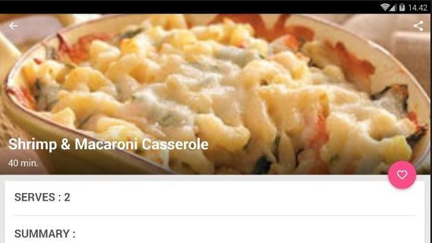 Easy Shrimp Casserole Cook Recipe screenshot 5